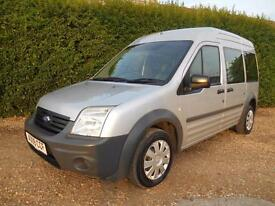 2009 FORD TRANSIT CONNECT TOURNEO 1.8TDCI AIRCON 54000 MILES IMMACULATE NO VAT