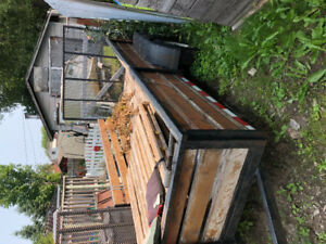 Trailer for sale 6'x14'