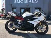 2014 Triumph Daytona 675R - FINANCE AVAILABLE