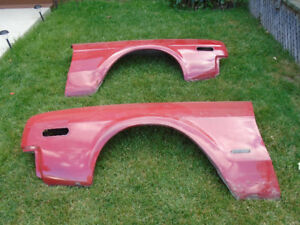 Two Fenders for a 1968 Mercury Comet.