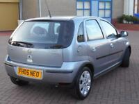 2005 (05) Vauxhall Corsa 1.3CDTi 16v SXi 5 Door