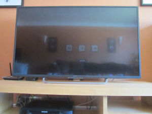"Sony Bravia 55"" Smart (Android) TV 4K HD"