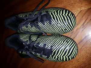 Like New Size 2 Adidas Outdoor Soccer Shoes for Sale