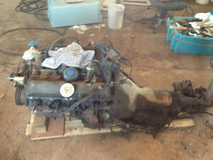 1979 403 Engine and Transmission