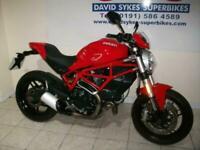 Ducati MONSTER 797 18-REG ONLY 1543 MILES £6399.OTR