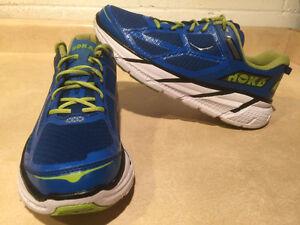 Men's Hoka One One Clifton Light Running Shoes Size 9 London Ontario image 1