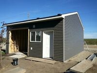 WANTED GARAGE ! WILL DO ROOF SIDING SOFFIT & FASCIA