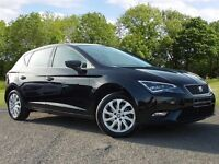 Seat LEON 2015 diesel Technology pack no px no swap low mileage fr similar audi a3 golf scoda nav
