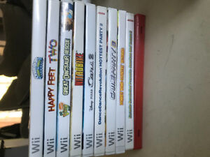 Wii console and more