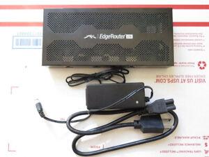 Ubiquiti EdgeRouter Lite 3-Port Gigabit Router ERLite-3