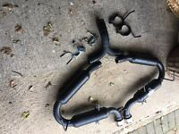 Hornet back Box, MINI R53 Racing exhaust