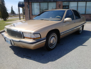 1996 Buick Roadmaster, Collector Edition.