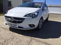 15 Vauxhall Corsa 1.4i ( 90ps ) ecoFLEX 5 Door 16,000 Miles SE