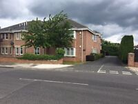Well appointed Ground floor 2 bedroomed apartment on a quiet 8 apartment development in Tollesby.