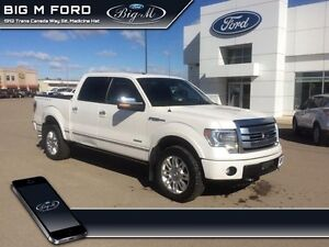 2013 Ford F-150 PLATINUM   - MOONROOF -  NAVIGATION - $272.34 B/