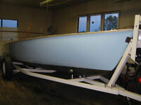 Sail Boat & Trailer for sale