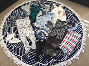 Baby boy clothing lot - 9-18 months $5 obo