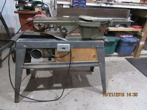 6 inch Porter Cable Jointer