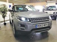 2012 62 Land Rover Range Rover Evoque 2.2SD4 Pure