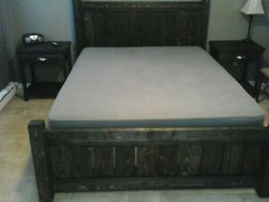Bed Frames double and queen $375 and king $400