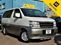 NISSAN ELGRAND 3.2! P/X WELCOME+AUTO+LPG STOVE SINK+LOW MILEAGE+AL MODE 4X4!