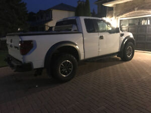 500 HP FORD RAPTOR 2010 SUPERCAB no gst only 69kms