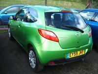 2009 Mazda Mazda2 1.3 TS 3d **NEW MOT / FSH**