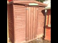 6x8 garden shed *free delivery