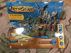 HeroScape The Master Set Rise of the Valkyrie Wal-Mart Special