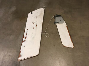 Laser Sailboat Rudder and Daggerboard For Sale