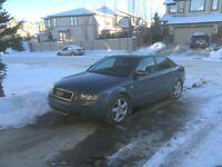 2005 Audi A4 Quattro 6 Speed