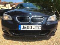 2007 BMW 5 Series 3.0 530d M Sport 4dr