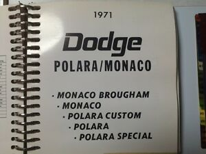 1971 Dodge Dealership Data book Strathcona County Edmonton Area image 4
