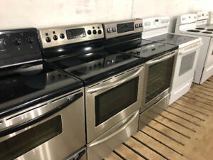 Used Appliances - Stoves on Clearance Sale