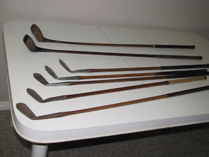 Old Hickory Shaft Golf Clubs