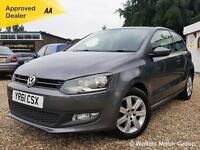Volkswagen Polo Match Tdi Hatchback 1.2 Manual Diesel