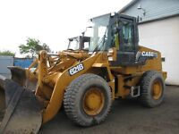621B CASE WHEEL LOADER