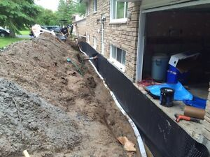 Basement waterproofing Peterborough Peterborough Area image 1