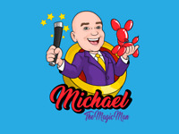 Professional Children' Magician for Christmas & Birthday Parties