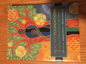 Healthy Foundation In Early Childhood Settings  Fifth Edition