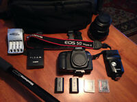 Canon EOS 5D Mark II - kit complet