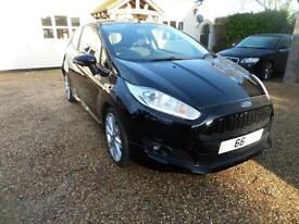 Ford Fiesta 1.0 EcoBoost Zetec S 2016 DAMAGED REPAIRABLE SALVAGE