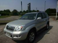 2005 Toyota LAND CRUISER D-4D 166 Auto LC4 SUV Diesel Automatic
