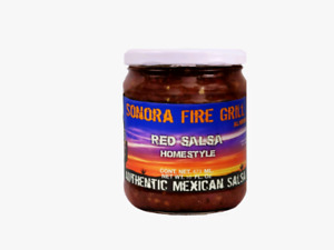 Sonora Fire Grill - Authentic Homestyle Mexican Red Salsa
