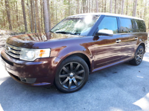 2009 Ford Flex Limited AWD with DVD