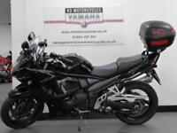 64 REG SUZUKI GSX 1250 F A BANDIT VERY LOW MILES WITH REAR RACK AND TOP BOX