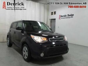 2015 Kia Soul   4Dr Wagon GL Power Group A/C $87.60 B/W  Edmonton Edmonton Area image 7