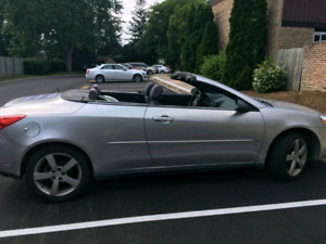 07 Pontiac G6 GT Convertible (safetied and etested)