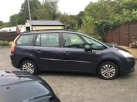 2008 Citreon c4 Picasso 1.6 Hdi * full service history 7 SEATER**
