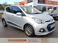 HYUNDAI I10 PREMIUM 2014 Petrol Manual in Silver